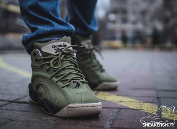 Reebok Shaqnosis Barracks - Sneakershot-1