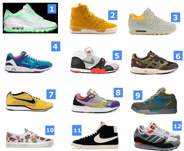 fe78990104d9 Où acheter des sneakers ? Le guide de la semaine (28/09-05/10/2013)