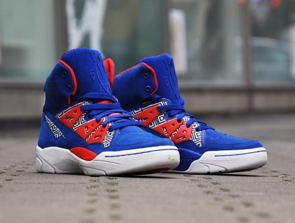 Adidas Dikembe Mutombo Knicks