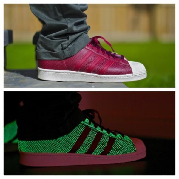 sneakers glow in the dark