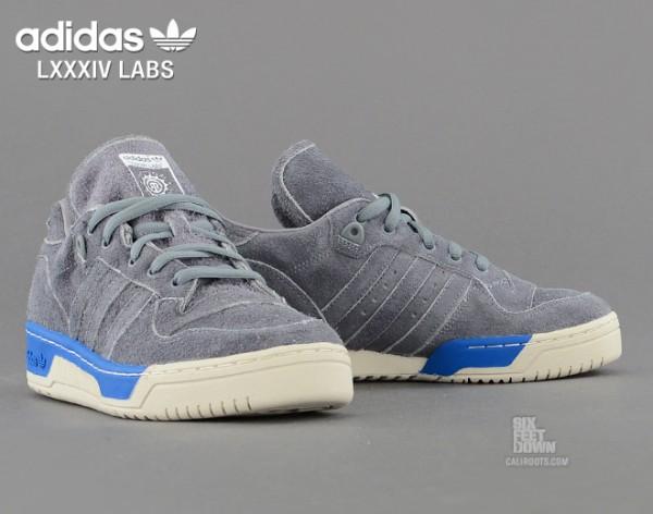 Adidas Originals Rivalry Lo 84-Lab par Kazuki
