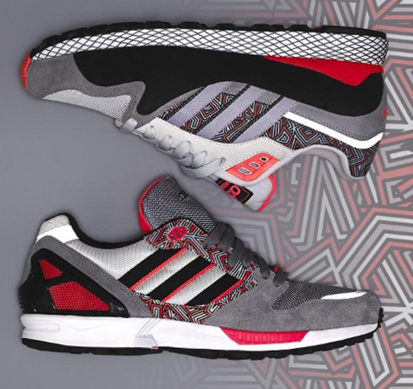 Adidas Ultra Oregon & ZX 5000 Geometric