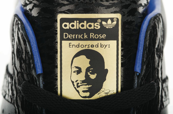 Adidas Superstar 80's Derrick Rose