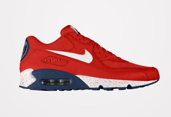 Nike Air Max 90 ID PSG