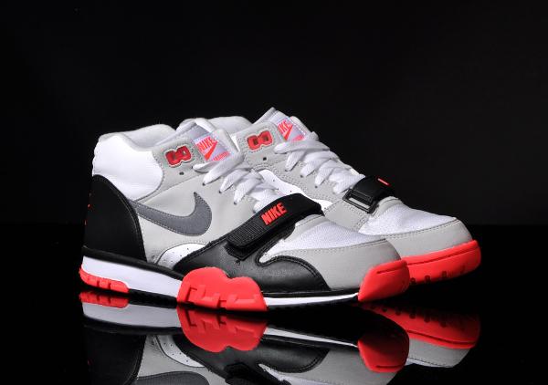 1 Infrared Air La Qs Nike Prm Acheter Mid Trainer Où qXv6W6