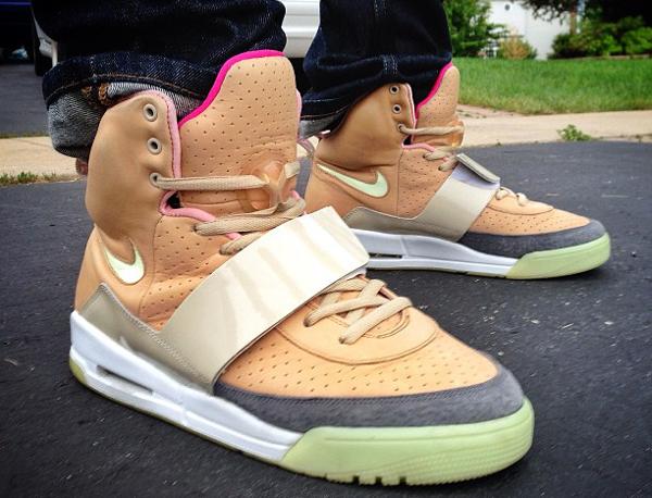 Nike Air Yeezy 1 Net/Net - Rajahc23