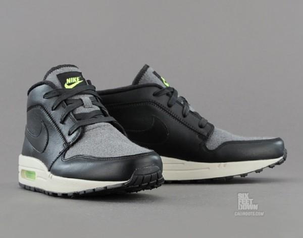 Nike Wardour Max 1 Black/Volt/Charcoal