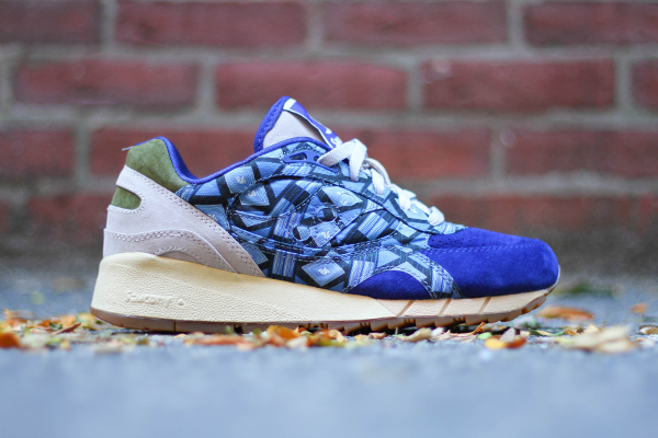 Saucony Shadow 6000 Bodega African Print