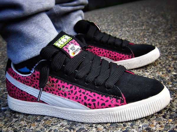 Puma Clyde x MTV YO Rap - Shugaray