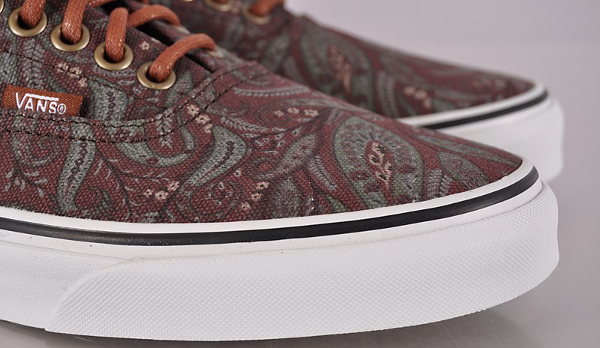 Vans Era Camo Paisley Brown