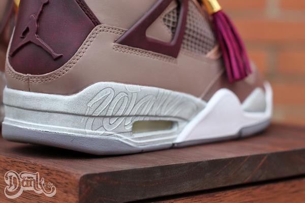 Air Jordan 4 Louis Vuitton Don x Kanye West Wale (4)