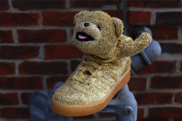 Jeremy Scott Bear Adidas