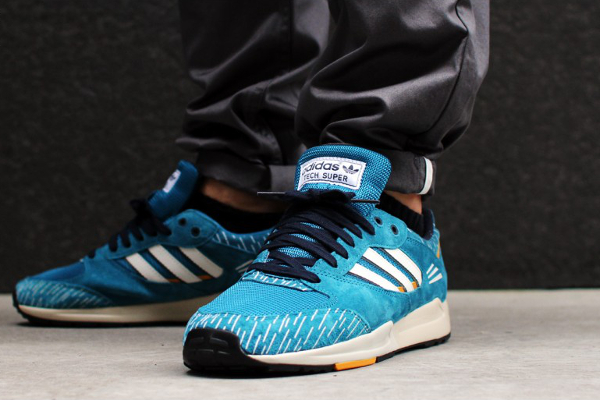 Adidas Tech Super Hero Blue