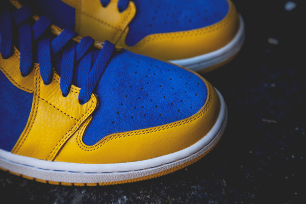 "Air Jordan 1 Hi Retro OG ""Laney"""