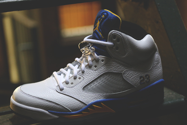 Air Jordan 5 Laney Retro 2013