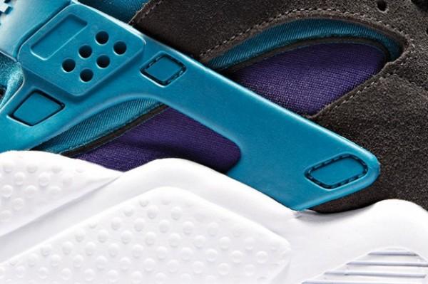 Nike Air Max 93 & Huarache x Size? «Teal/Purple»
