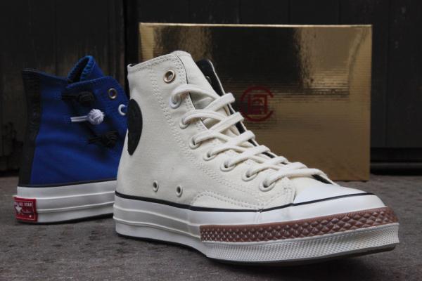 Clot x Converse All Star «Chang Pao»