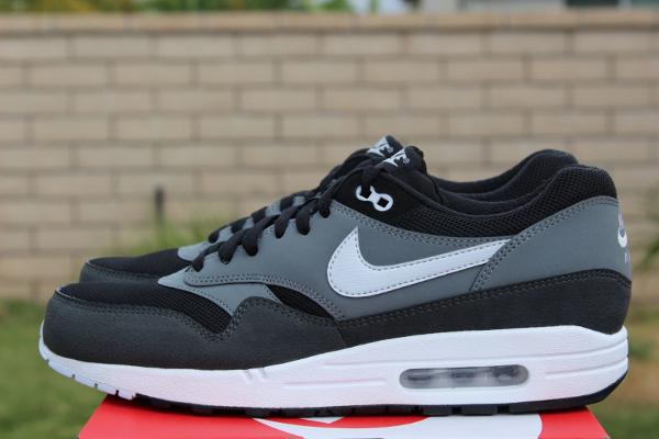 Nike Air Max 1 Essential (BlackGeyser Grey Cool Grey Cool