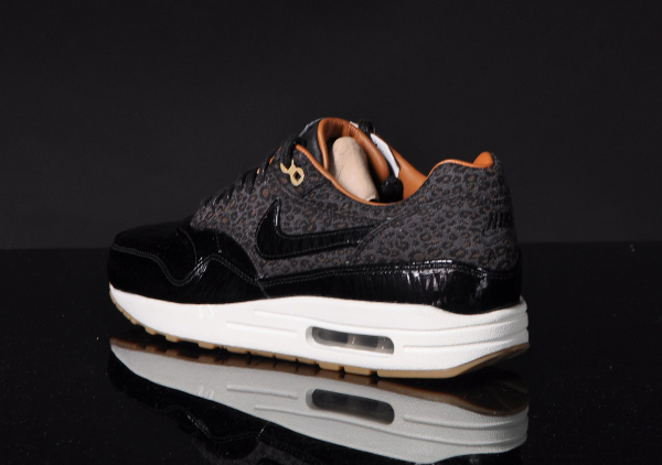 Où acheter la Nike Air Max 1 FB Woven Black Leopard ?