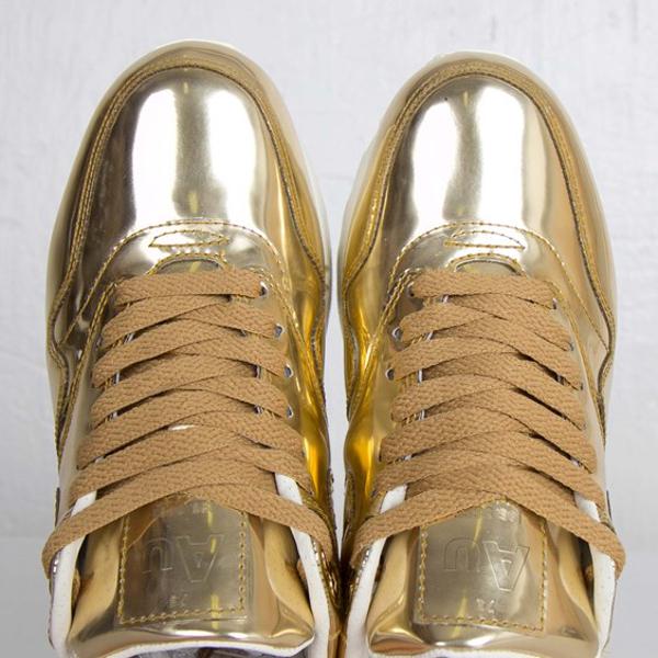 Nike Air Max 1 Liquid Gold