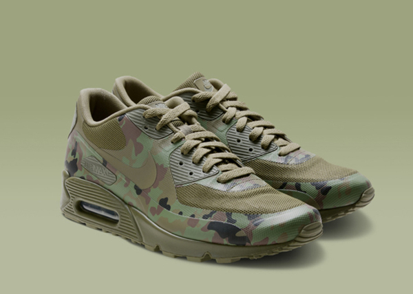 camouflage nike air max 90