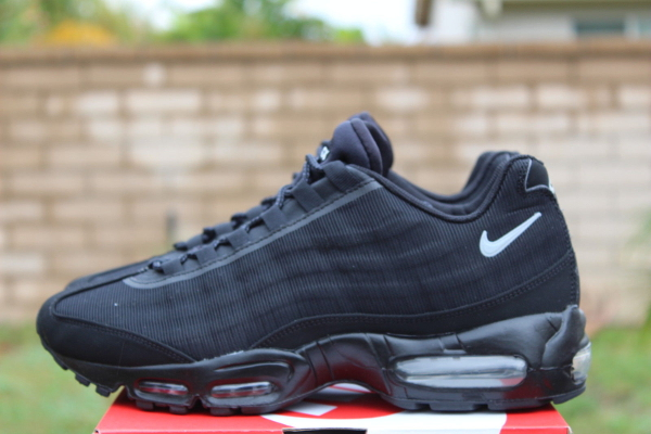 "Nike Air Max 95 Tape Black/Silver ""Reflect"""