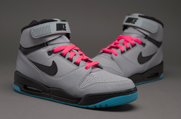 Nike Air Revolution Silver/Gamma Blue