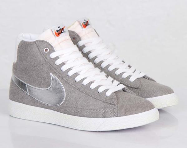 Où acheter la Nike Blazer Mid x Beams GraniteSilver QS ?