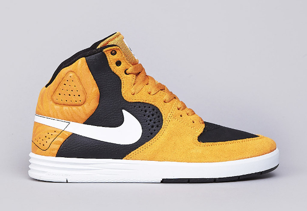 Nike SB Paul Rodriguez 7 Hi Laser Orange