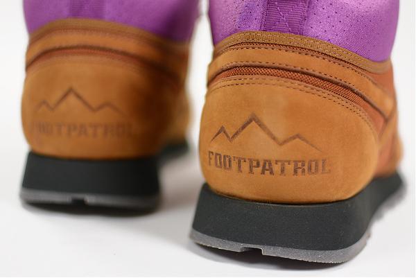 "Reebok Classic Leather Mid x Footpatrol ""On the Rocks"""
