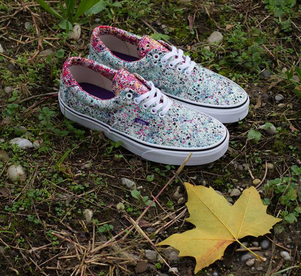Vans Era 59 Speckle Liberty Of London