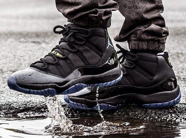 Air Jordan 11 Gamma Blue - Matters7