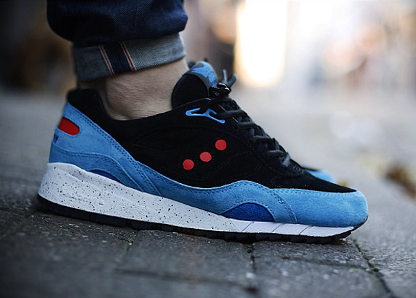 Saucony Shadow 6000 x Footpatrol Only In Soho - Walterxsobchak