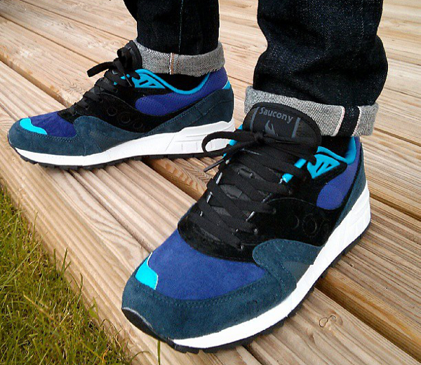 Saucony Shadow Master x Hanon Shop - Sellhimchoes