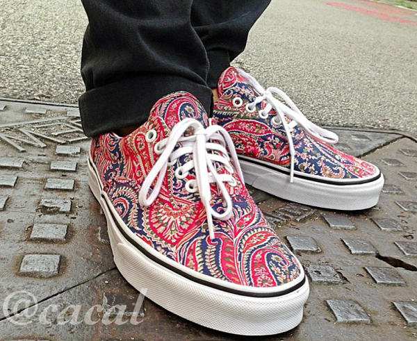 Vans Authentic Liberty - Cacal