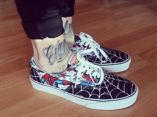 Vans Era Marvel Spiderman - Without_the_e