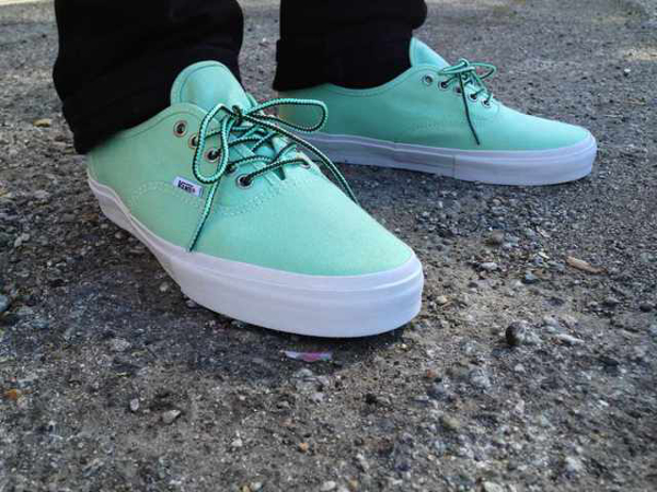 Vans Syndicate Authentic x Mike Hill - Vandol