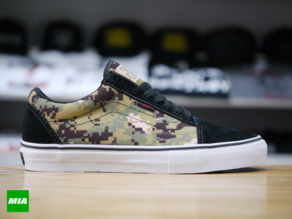 Vans Syndicate Defcon « Digital Camouflage »
