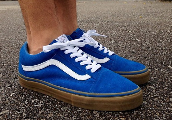 Vans Syndicate Old Skool Pro S x Oddfuture - Dylnth