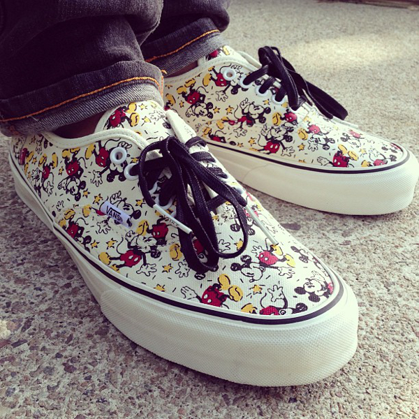 Vans Vault Authentic-Mickey Mouse - Cacal