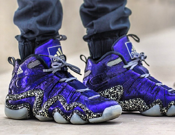 new styles 6687a d72bc Adidas Crazy 8 Nightmare Before Christmas – Regularolty