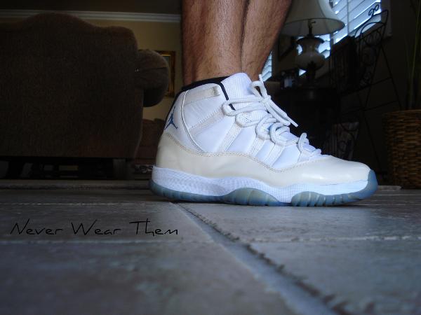 air-jordan-11-columbia-Never Wear Them