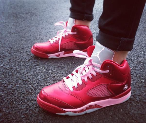 ... Air Jordan 5 Valentine Day Namquan1989 ...