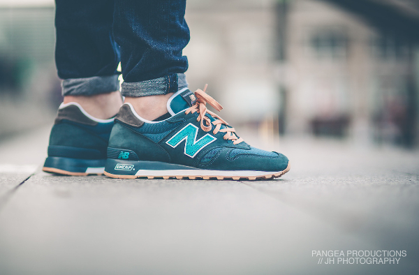 New Balance 1300 Salmon Toe par Pangeaproductions