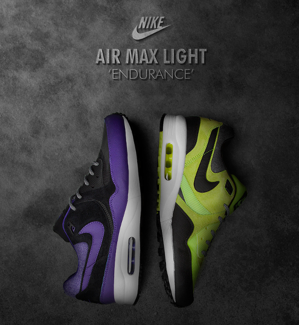 "Nike Air Max Light Size? ""Endurance"""