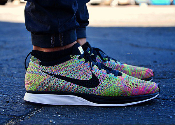 Nike Roshe Course Ou Coureur Flyknit