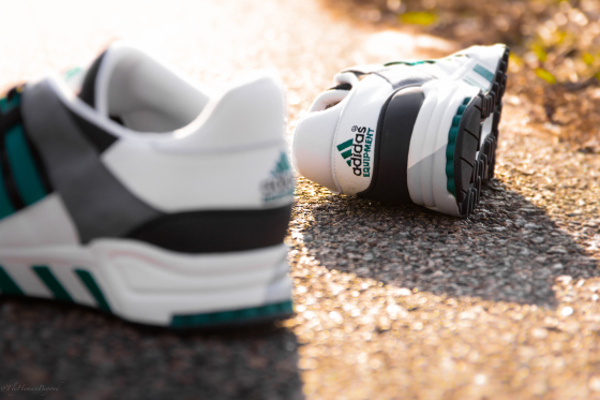 Adidas Equipment Support Black-Green-4