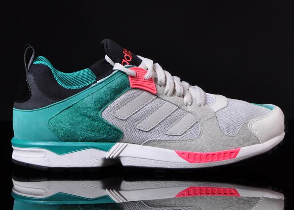 Adidas Originals ZX5000 Response Ecru/Green/Pink
