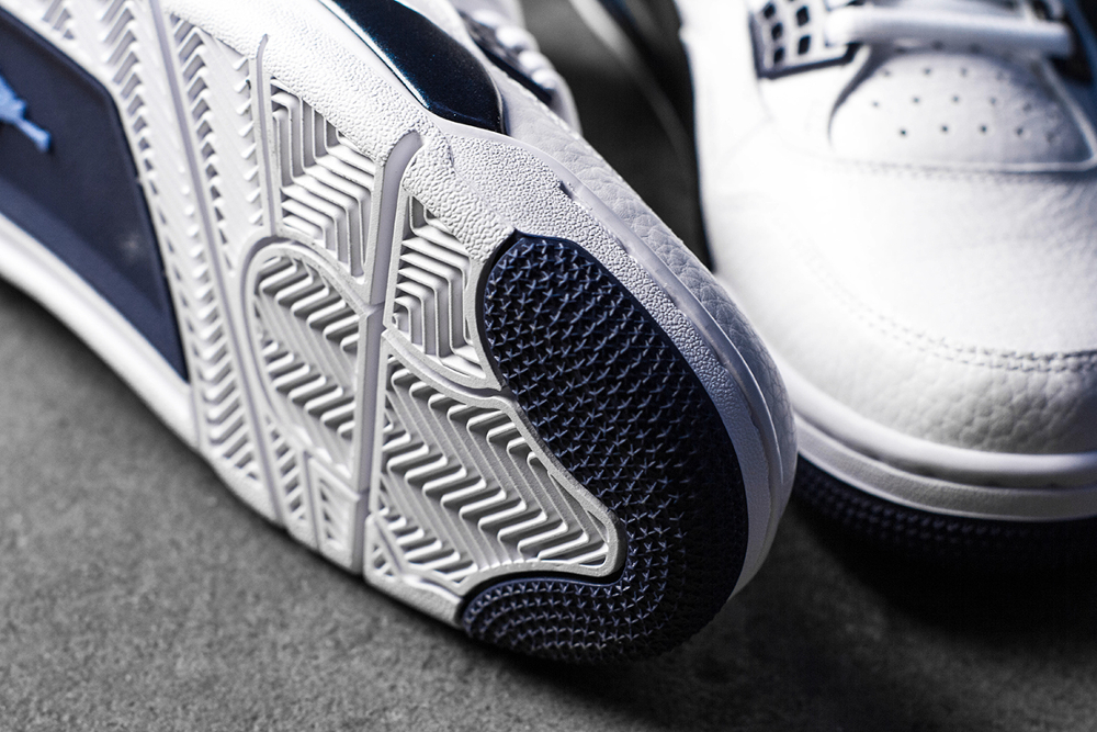 Air Jordan 4 Columbia Retro 2015 joli cliche (1)