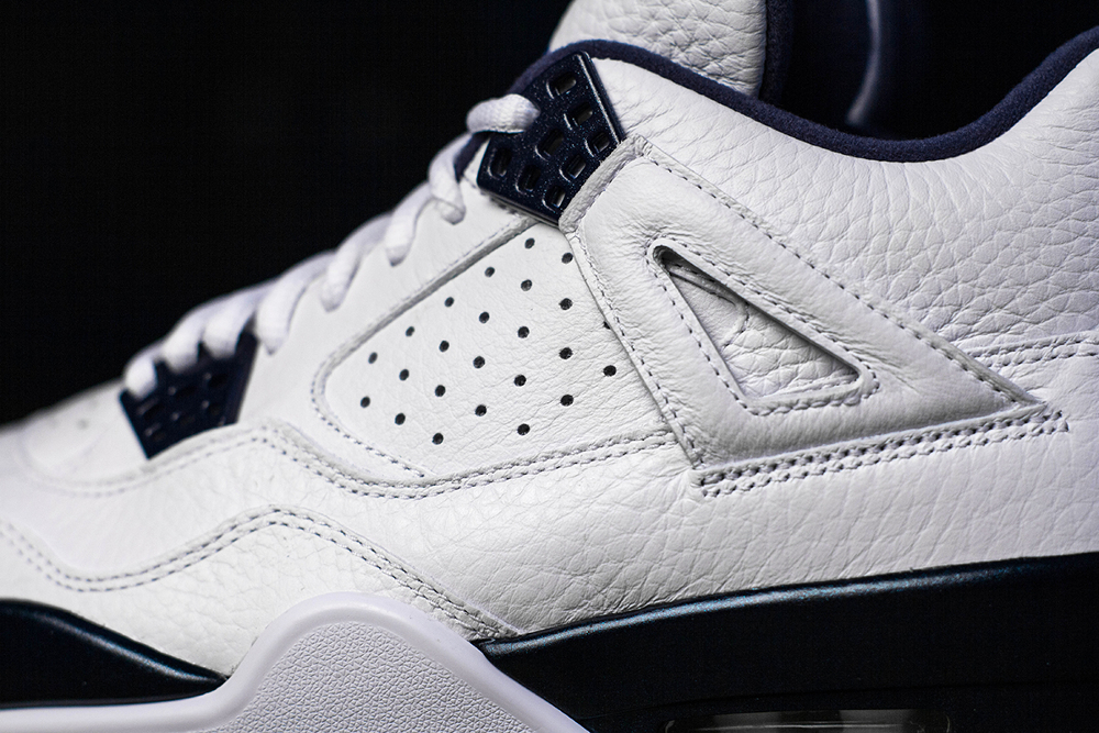 Air Jordan 4 Columbia Retro 2015 joli cliche (2)